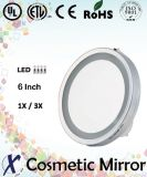 6 Inch Suction LED Cosmetic Mirrors (D630)
