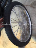 China pneumatic Bicycle Rubber Wheel