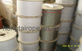 6.0mm7x7 Stainless Steel Strand Wire Rope and Cables