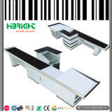 Customized Supermarket Register Cashier Counter