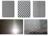 China Supplier Stainless Steel Embossing Plate Stock Price