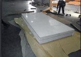 Mill Finish 1100 Aluminum Plain Sheet/Plate with Blue PE Film