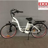 Lithium Battery and City Series for Lady Electric Bicycle