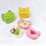 OEM Design Cartoon Animal Lunch Box