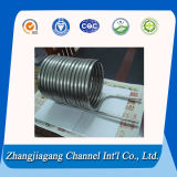Bright Surface Stainless Steel Condenser Coil Tube