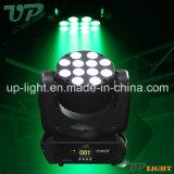 12*10W RGBW 4in1 CREE Beam LED Lighting