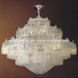 Custom and Hotel Project K9 Crystal Pendant Light (AQ-7010)