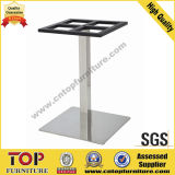 Steel Square Cafe Restaurant Dining Tables
