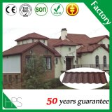 Nigeria Warehouse Stone Coated Metal Roof Tile Roofing Material Quality Assurance