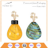 Opal Glass Bottle for Reed Diffuser Purpose