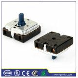 4 Pole 3 Way Rotary Switch Used in Fan Heater