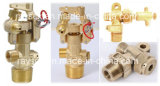 Fire Suppression System - CO2 Container Valve