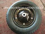 Qingdao Made High Quality Cheap Pneumatic Rubber Wheel (3.25-8)