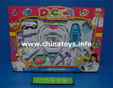 Hot Selling Toy Plastic Doctor Instrucment Toy Set (3775192)