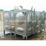 Portable Firefighting Water Storage Tank with Stainless Steel Panel