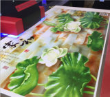 Hot Sale 3D Glass Printing Machine/UV Flatbed Printer with Best Price