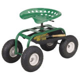 Factory Outlets Center Multipurpose Mobile Garden 4 Wheels Tool Cart