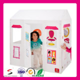 Assembly Foldable Playhouse for Kids Toy DIY