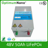Lithium Battery 48V 50ah LiFePO4 Battery for Yatch