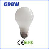LED Bulb A60 Save Energy E27 White Glass LED Globe Light (GR854-A60)