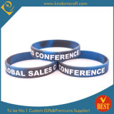 Hot Sale Silicone Wristband with Printing Logo From China