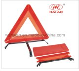 ABS Plastic Traffic Warning Triangle