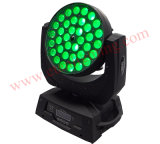 36*10W 4 in 1 RGBW Zoom LED Moving Head Light