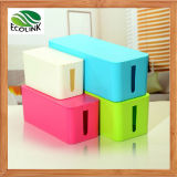 Socket Wires Storage Organizer Cable Box