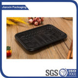 Customied Plastic Food Storage Plate Container