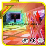 High Quality Colored Safety Laminated Glass 8.38mm with Ce / ISO9001 / CCC