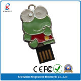 Waterproof Metal Frog USB Flash Disk