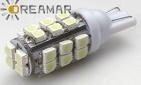 6500k White Yellow LED Lighting Auto LED Bulb