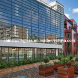 Construction Glass Facade with CE/Bsi/CCC Certificate
