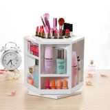 360 Degree Rotating Acrylic Cosmetic Storage Box