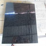 Polished G684 Fuding Black Granite for Floor/Wall Cladding Tile