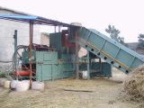 Hydraulic Horizontal Straw Press with Conveyor (HFST8-10)