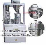 NJP-2000A/B/C Fully Automatic Capsule Filling Machine