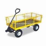 Used for Holding Flowerpots Garden Cart (TC4205G)