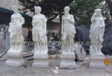 Stone Marble Carving Sculpture for Garden Decoration (SY-X1034)