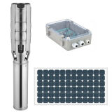 Solar DC Water Pump Kits, Solar Submersible Pumping System