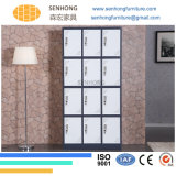 12 Doors Steel Wardrobe Metal Locker for Storage Use