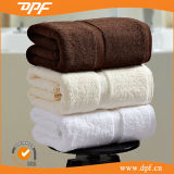 Luxury Cotton Terry Jacquard Bath Towel for Hotel /Home