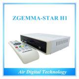The Best DVB-C Module Zgemma-Star H1 Original Enigma2 Linux OS