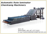 Cx-1300A Fully-Automatic High Speed Flute Laminator