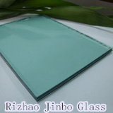 Clear and Colored Laminated Glass with SGS Certificate