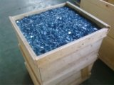 Tempered Glass Broken Piecs, Fireplace Glass