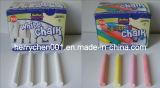 100PCS White/Colour Dustless Chalk, Sky-501