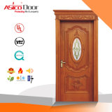 Glass/ French Door/Morden Design Solid Wooden/Timber Door with Kinds Type