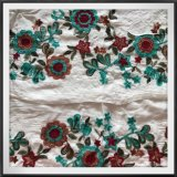 Flower Embroidery Lace Mesh Embroidery Lace