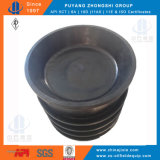 PDC Drillable Non-Rotating Cement Plug with Aluminum Core